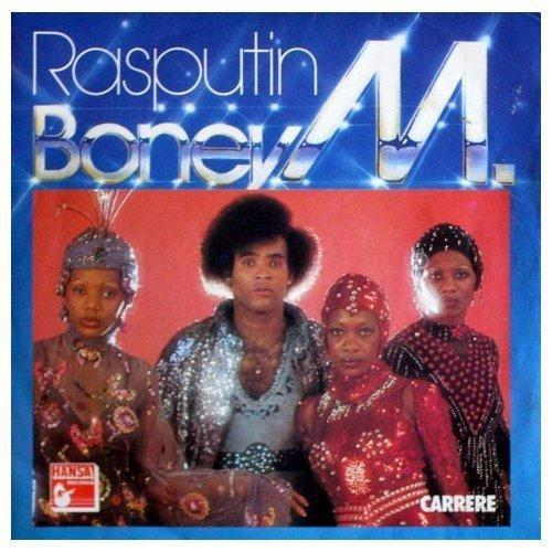 Boney M, Rasputin, Keyboard