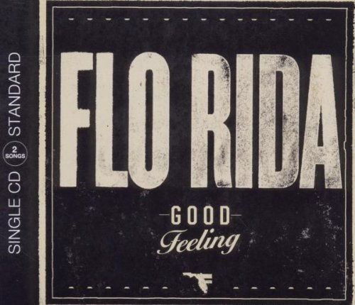 Flo Rida Good Feeling Sheet Music Notes Chords Printable Pop