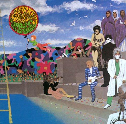 Prince & The Revolution, Pop Life, Piano, Vocal & Guitar