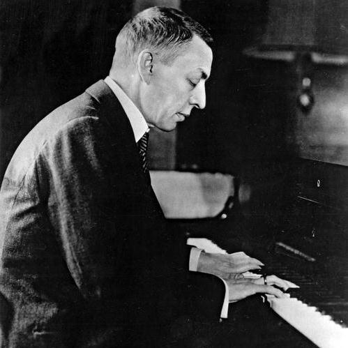 Sergei Rachmaninoff, Rhapsody on a Theme of Paganini, Piano