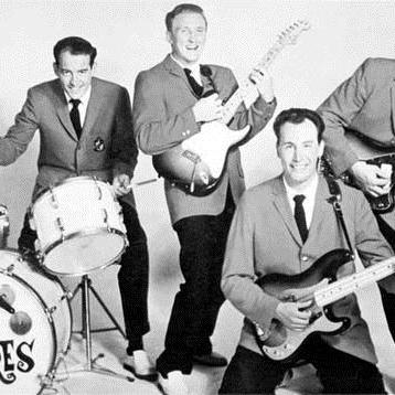 The Ventures, Hawaii Five-O, Guitar