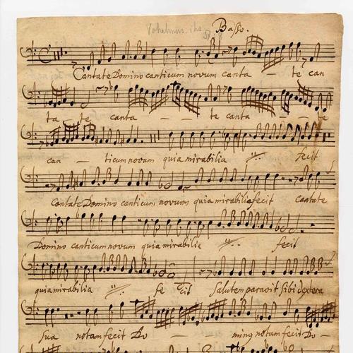 Johann Philipp Krieger, Minuet, Guitar