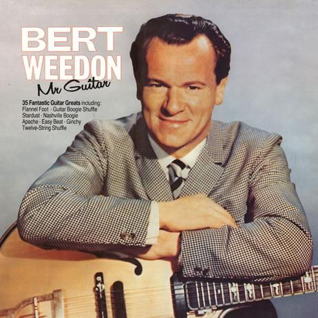 Bert Weedon, Mr Guitar, Piano, Vocal & Guitar (Right-Hand Melody)