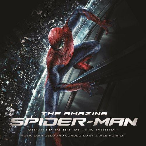 James Horner, Promises (From 'The Amazing Spider-Man' End Titles), Piano