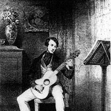 Matteo Carcassi, Waltz, Guitar