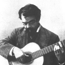 Francisco Tarrega, Maria, Gavotta, Guitar