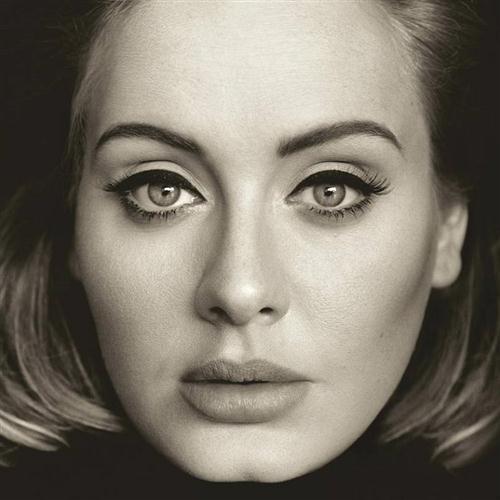 Adele, Water Under The Bridge, Easy Piano