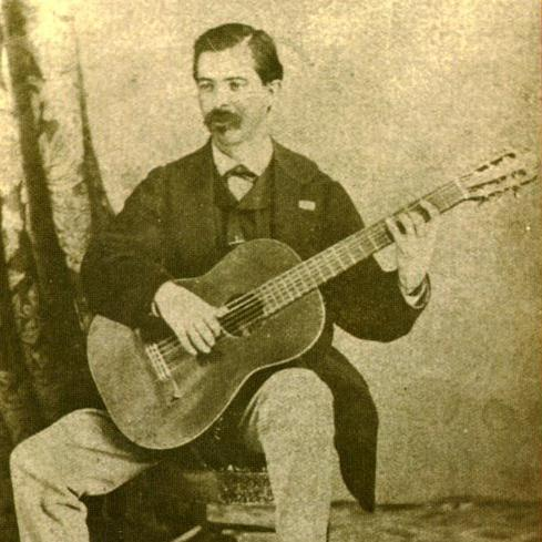 Julian Arcas, Jota Aragonesa, Guitar