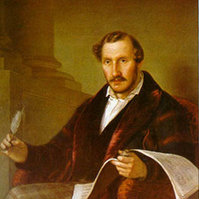 Gaetano Donizetti, A Furtive Tear, Melody Line & Chords