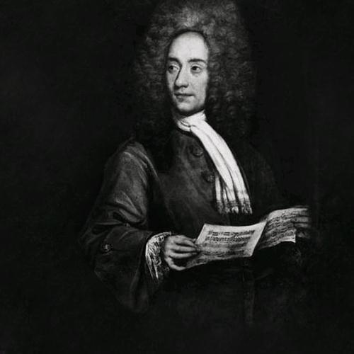 Tomaso Albinoni, Adagio in G Minor, Melody Line & Chords