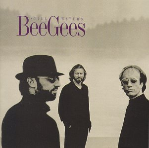 Bee Gees, Alone, Melody Line, Lyrics & Chords