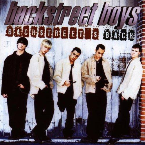 Backstreet Boys, As Long As You Love Me, Melody Line, Lyrics & Chords