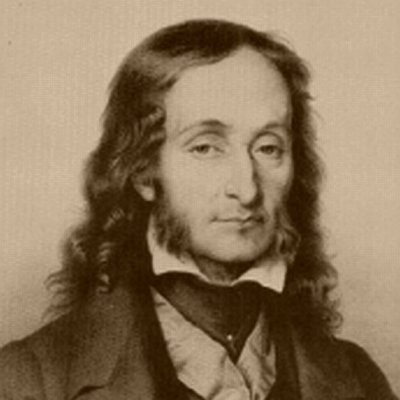 Niccolo Paganini, Caprice, Melody Line & Chords