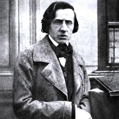 Frederic Chopin, Prelude in C Minor, Op.28, No.20, Melody Line & Chords