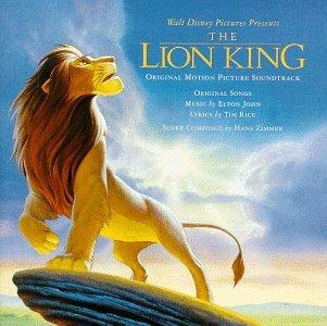 Elton John, Circle Of Life (from The Lion King), Melody Line, Lyrics & Chords
