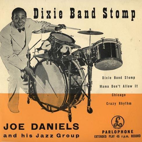 Joe Daniels, Dixie Band Stomp, Melody Line & Chords