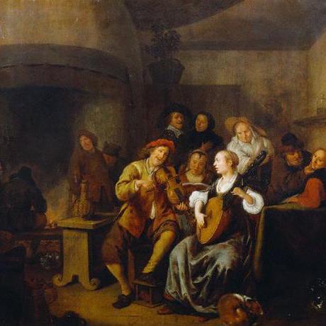 Traditional, Ein Prosit Der Gemütlichkeit, Melody Line & Chords