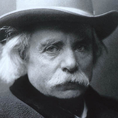 Edvard Grieg, Morning (from Peer Gynt Suite No.1), Melody Line & Chords