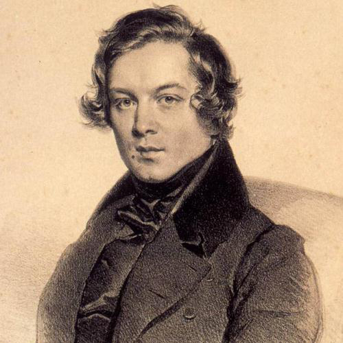 Robert Schumann, Traumerei Op.15 No.7, Melody Line & Chords