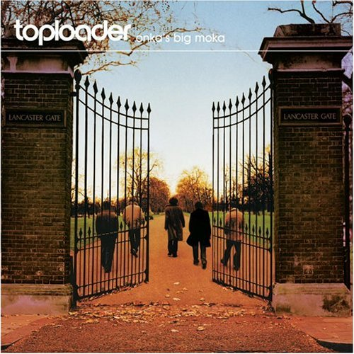 Toploader, Just About Living, Piano, Vocal & Guitar