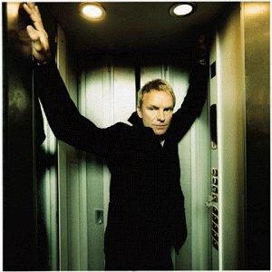 Sting, Tomorrow We'll See, Piano, Vocal & Guitar
