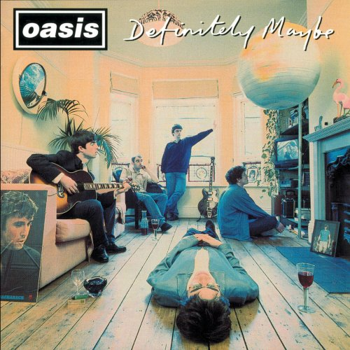 Oasis, Columbia, Piano, Vocal & Guitar (Right-Hand Melody)