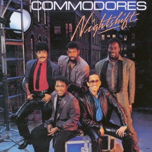 Commodores, Nightshift, Piano, Vocal & Guitar