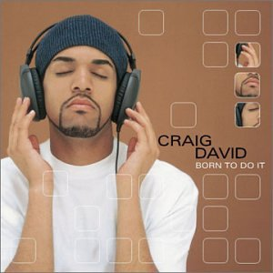Craig David, Once In A Lifetime, Piano, Vocal & Guitar