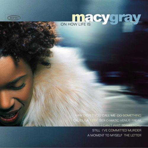 Macy Gray, Caligula, Piano, Vocal & Guitar