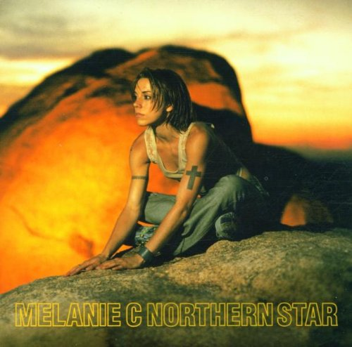 Melanie C, Northern Star, Piano, Vocal & Guitar