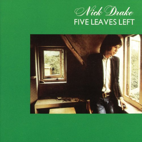 Nick Drake, Day Is Done, Piano, Vocal & Guitar (Right-Hand Melody)