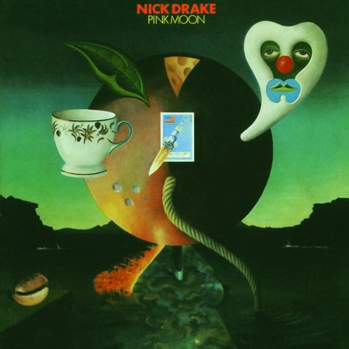 Nick Drake, Things Behind The Sun, Piano, Vocal & Guitar (Right-Hand Melody)