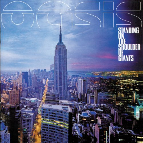 Oasis, Sunday Morning Call, Piano, Vocal & Guitar