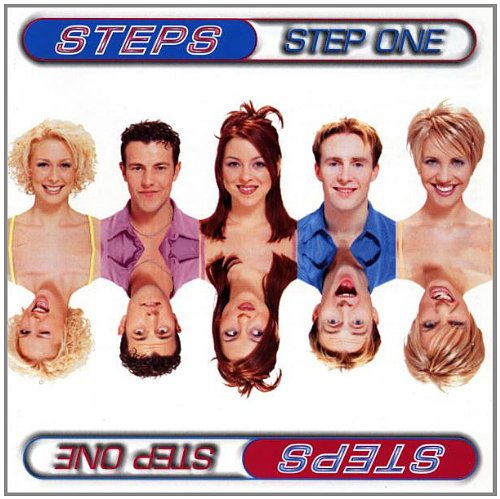 Steps, One For Sorrow, Piano, Vocal & Guitar (Right-Hand Melody)