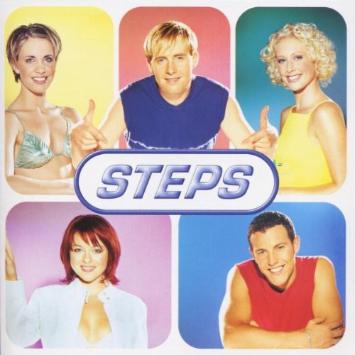 Steps, Movin' On, Piano, Vocal & Guitar (Right-Hand Melody)
