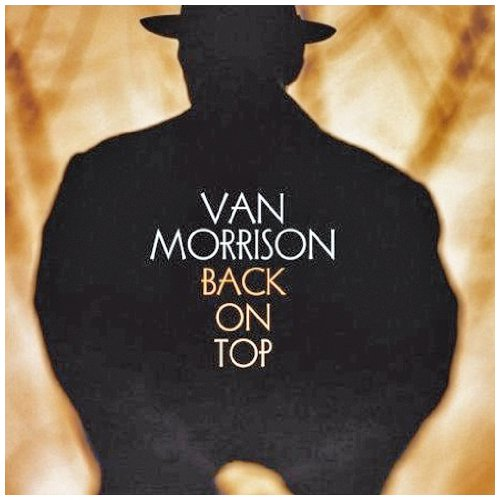 Van Morrison, Back On Top, Piano, Vocal & Guitar