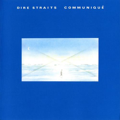 Dire Straits, Communique, Piano, Vocal & Guitar (Right-Hand Melody)