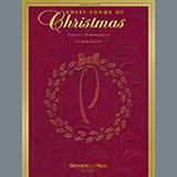 Download or print 14th Century German Carol Resonet In Laudibus (arr. John Leavitt) Sheet Music Printable PDF 3-page score for Christmas / arranged Piano Solo SKU: 450549.