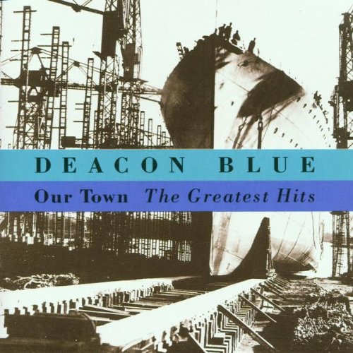 Deacon Blue, Bound To Love, Piano, Vocal & Guitar (Right-Hand Melody)