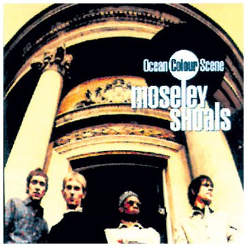 Ocean Colour Scene, The Downstream, Piano, Vocal & Guitar (Right-Hand Melody)