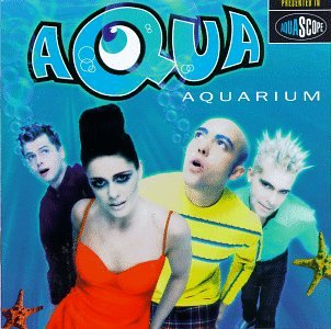 Aqua, Happy Boys and Girls, Piano, Vocal & Guitar (Right-Hand Melody)