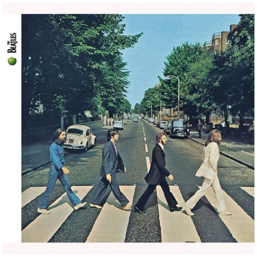 The Beatles, The End, Piano, Vocal & Guitar (Right-Hand Melody)