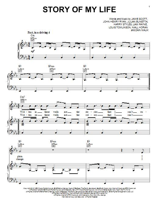 Amazing Story Of My Life Chords Piano Photos - Beginner Guitar Piano ...