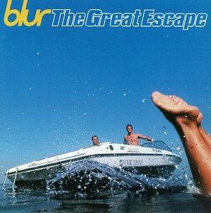 Blur, Mr. Robinson's Quango, Piano, Vocal & Guitar