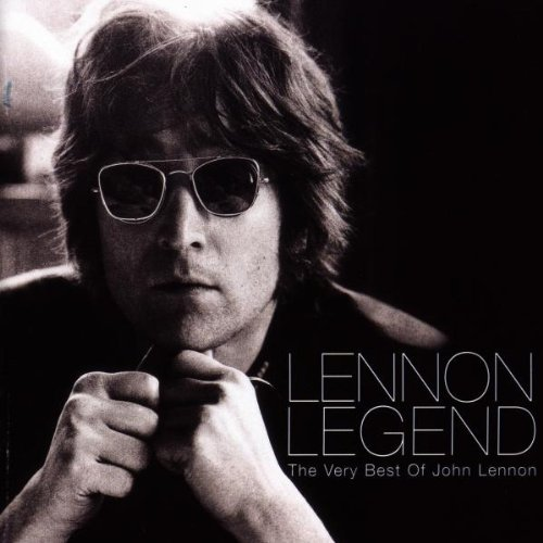 John Lennon, Nobody Told Me, Piano, Vocal & Guitar (Right-Hand Melody)