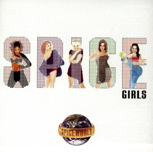 The Spice Girls, Move Over, Piano, Vocal & Guitar