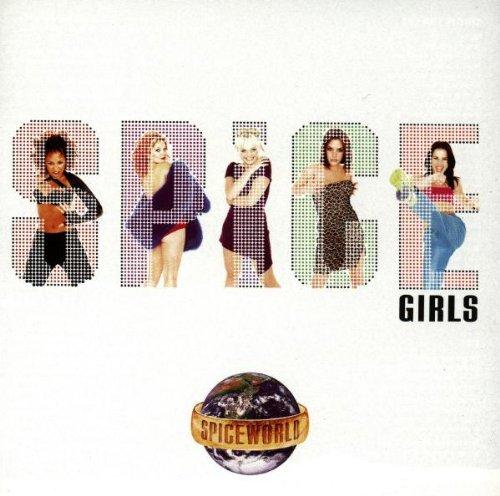 The Spice Girls, Saturday Night Divas, Piano, Vocal & Guitar