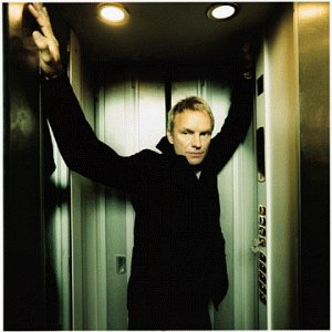Sting, A Thousand Years, Piano, Vocal & Guitar (Right-Hand Melody)