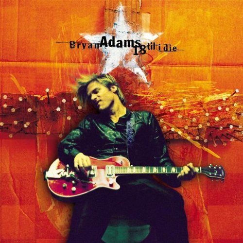 Bryan Adams, I Think About You, Piano, Vocal & Guitar (Right-Hand Melody)