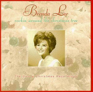 Brenda Lee, Rockin' Around The Christmas Tree, Piano, Vocal & Guitar (Right-Hand Melody)